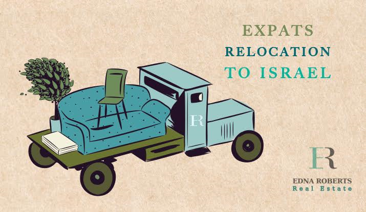 Expatriates Relocation To Israel With Edna Roberts