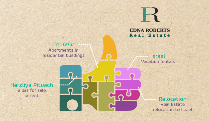 Edna Roberts | Your Real Estate Agent in Israel | Reliable Results
