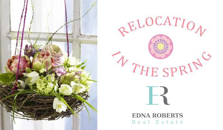 Israel | Relocation In The Spring With Edna Roberts