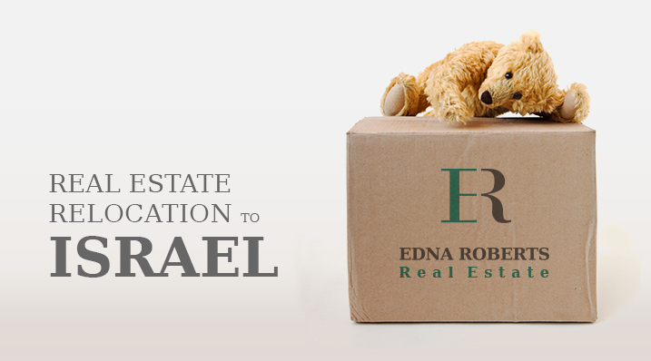 Edna Roberts Realty Relocation To Israel - Handle With Care