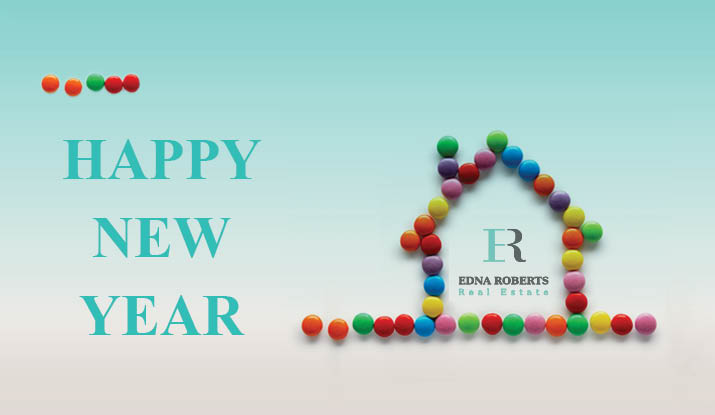 Edna Roberts Happy New Year Greetings