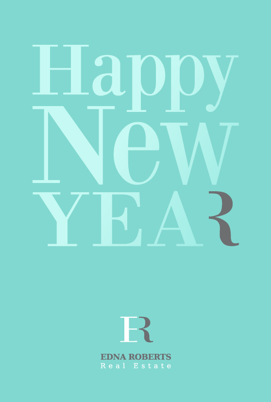 Edna Roberts Real Estate & Relocation to Israel | Happy New Year Greetings