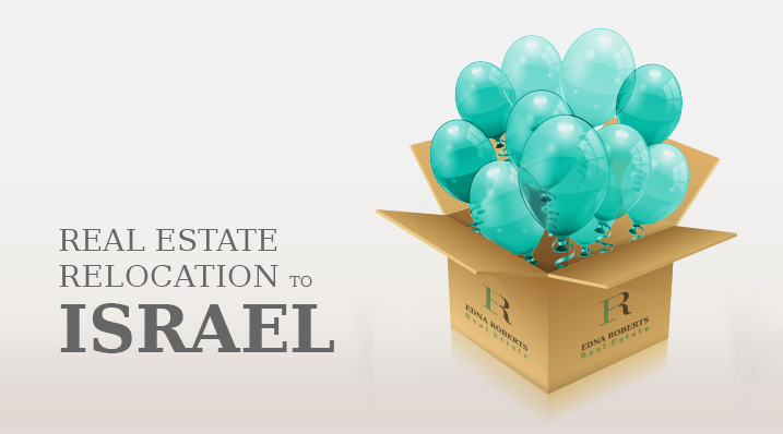 Edna Roberts | Real Estate & Relocation To Israel