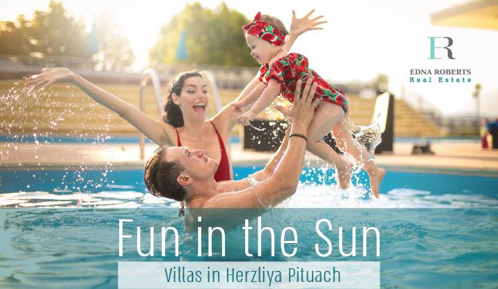Edna Roberts | Vacation rentals in Israel - Villas in Herzliya Pituach for short term rentals